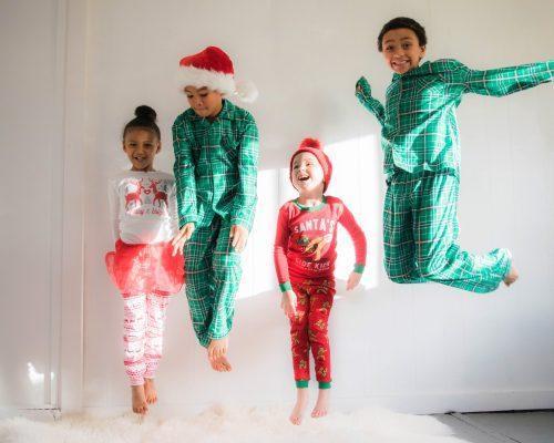 De beste materialen voor een warme winterpyjama