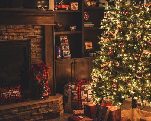 Hoe maak ik mijn huis kerstproof?